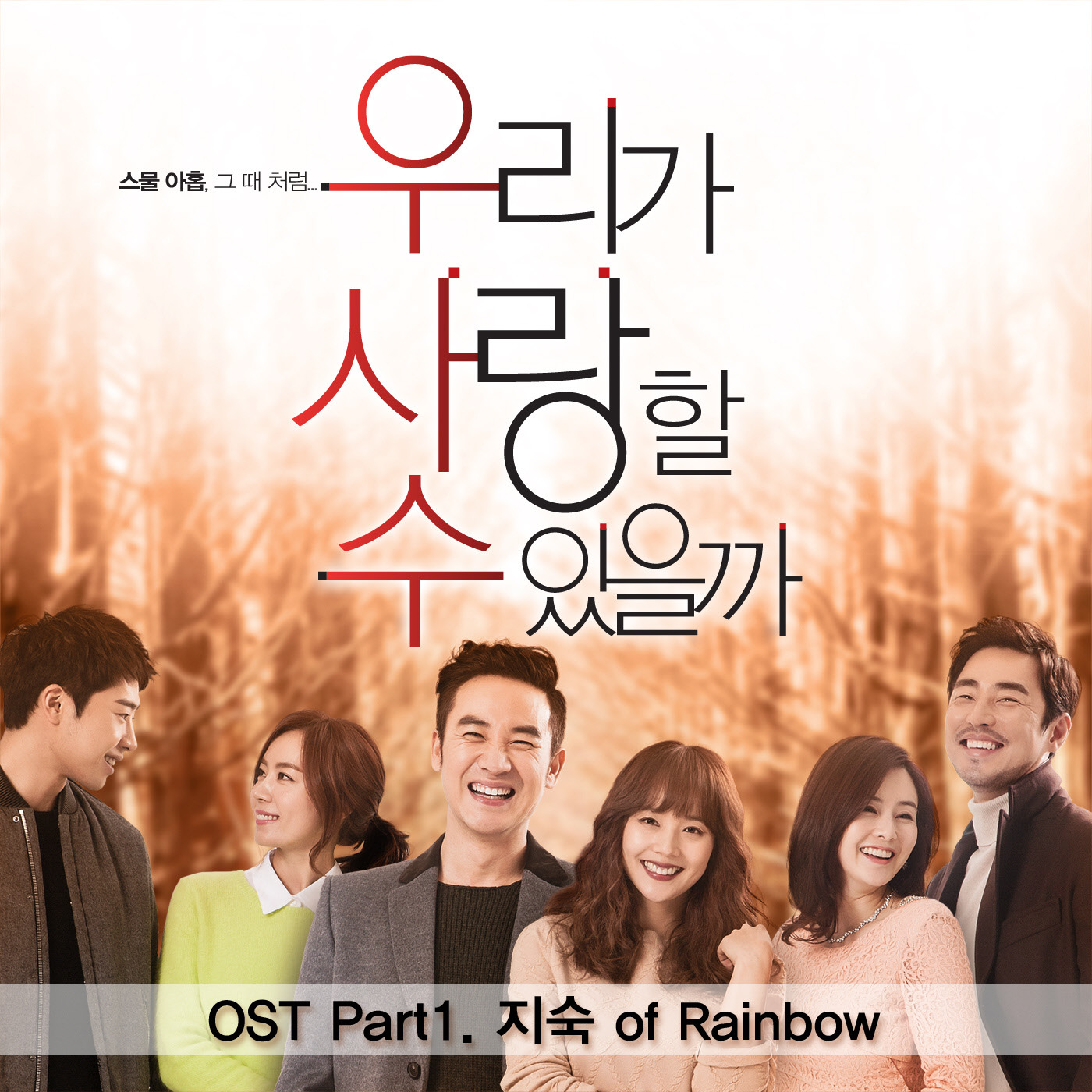 우리가 사랑할수 있을까 Part.1 (JTBC 월화드라마)